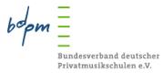 Bundesverband deutscher Privatmusikschulen e.V.